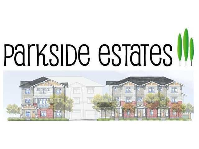 """Main Photo: 1 9580 ALBERTA Road in Richmond: McLennan North Townhouse for sale in """"PARKSIDE ESTATES"""" : MLS®# V895166"""