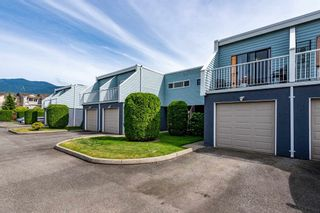 """Photo 1: 14 1829 HEATH Road: Agassiz Townhouse for sale in """"AGASSIZ"""" : MLS®# R2595050"""