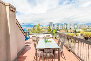 Photo 6: 1282 W 7TH AVENUE in Vancouver: Fairview VW Townhouse for sale (Vancouver West)  : MLS®# R2609594