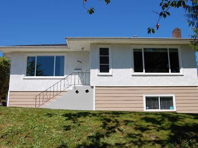 Main Photo: 4661 NAPIER Street in Burnaby: Brentwood Park House for sale (Burnaby North)  : MLS®# V897588