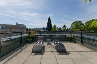 """Photo 16: 3445 PORTER Street in Vancouver: Victoria VE Townhouse for sale in """"MASON"""" (Vancouver East)  : MLS®# R2189526"""