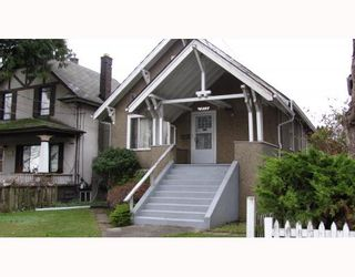Photo 1: 1019 HAMILTON Street in New Westminster: Moody Park House for sale : MLS®# V797973