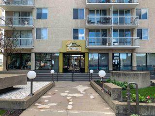 Photo 1: 604 12121 Jasper Avenue in Edmonton: Zone 12 Condo for sale : MLS®# E4248419