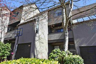 Photo 1: 8561 WOODRIDGE PLACE in Burnaby: Forest Hills BN Townhouse for sale (Burnaby North)  : MLS®# R2262331