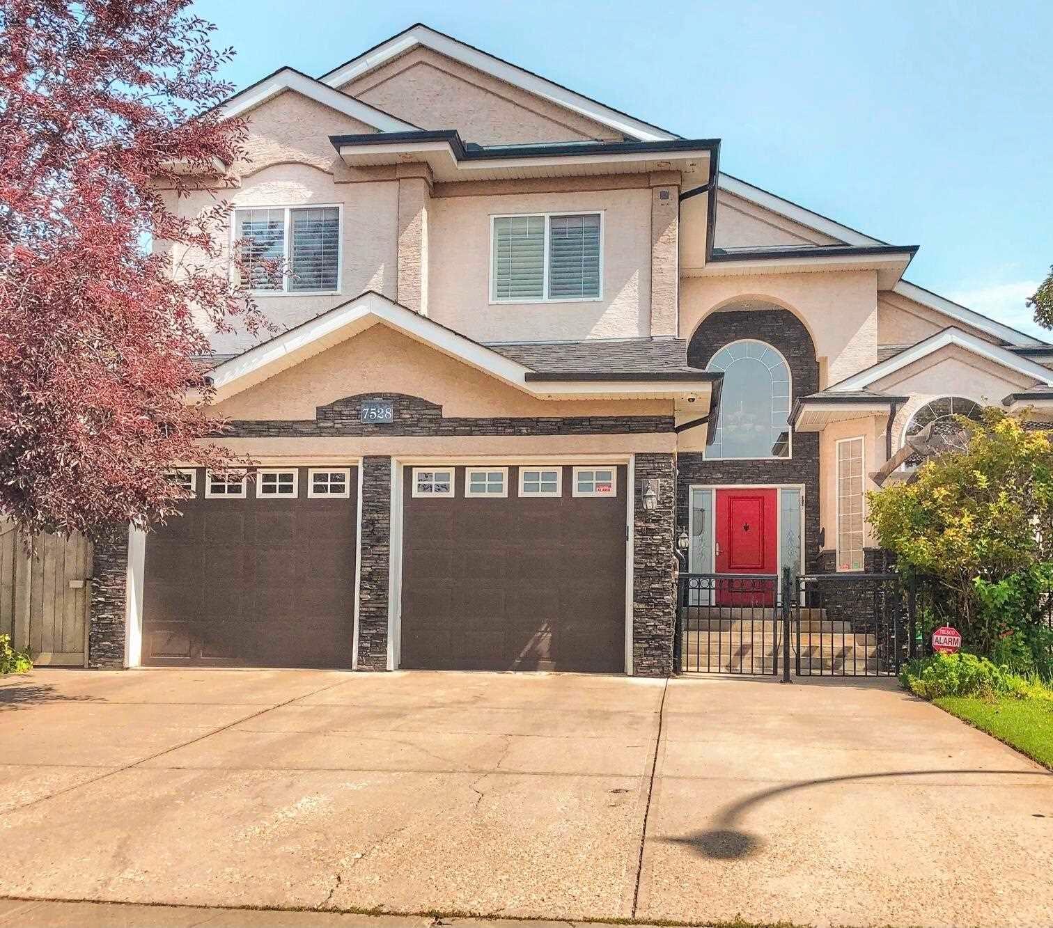 Main Photo: 7528 161A Avenue in Edmonton: Zone 28 House for sale : MLS®# E4254279