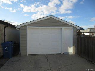 Photo 20: 42 Mariner Crescent in WINNIPEG: Maples / Tyndall Park Residential for sale (North West Winnipeg)  : MLS®# 1322699
