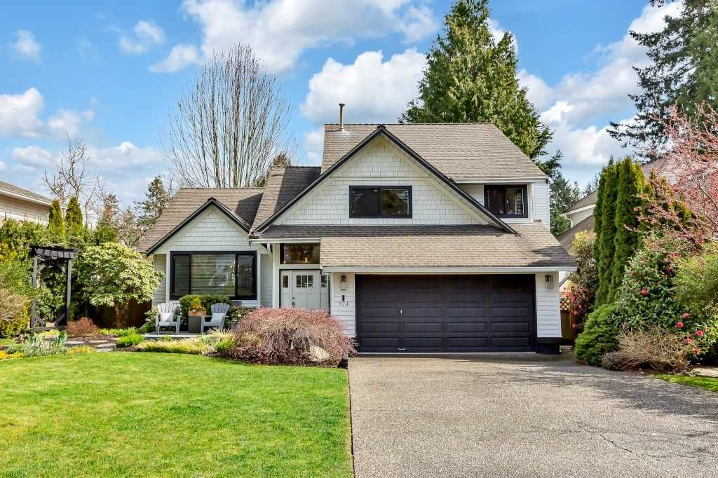 """Main Photo: 974 164A Street in Surrey: King George Corridor House for sale in """"McNally Creek"""" (South Surrey White Rock)  : MLS®# R2561069"""