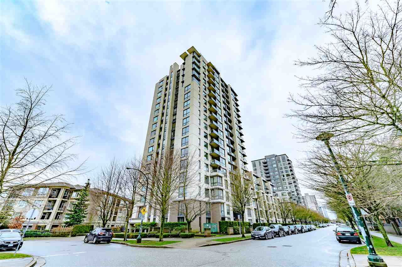 "Main Photo: 1405 3588 CROWLEY Drive in Vancouver: Collingwood VE Condo for sale in ""NEXUS"" (Vancouver East)  : MLS®# R2494351"