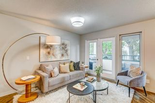Photo 2: 3 708 2 Avenue NW in Calgary: Sunnyside Row/Townhouse for sale : MLS®# A1146665