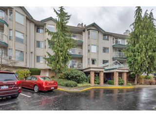 """Photo 1: 206 5360 205 Street in Langley: Langley City Condo for sale in """"PARKWAY ESTATES"""" : MLS®# R2516417"""
