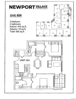Photo 7: 404 3070 Kilpatrick Ave in : CV Courtenay City Condo for sale (Comox Valley)  : MLS®# 861783