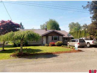 Photo 1: 42732 SOUTH SUMAS Road in Sardis: Greendale Chilliwack House for sale : MLS®# H1102019