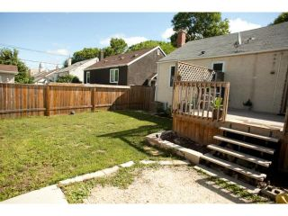Photo 15: 441 Louis Riel Street in WINNIPEG: St Boniface Residential for sale (South East Winnipeg)  : MLS®# 1315867