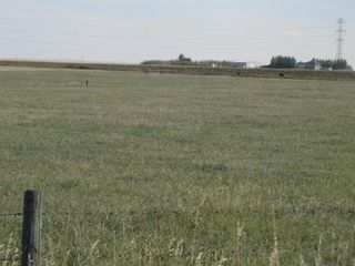 Main Photo: 1 Range Road 260: Strathmore Residential Land for sale : MLS®# A1119735