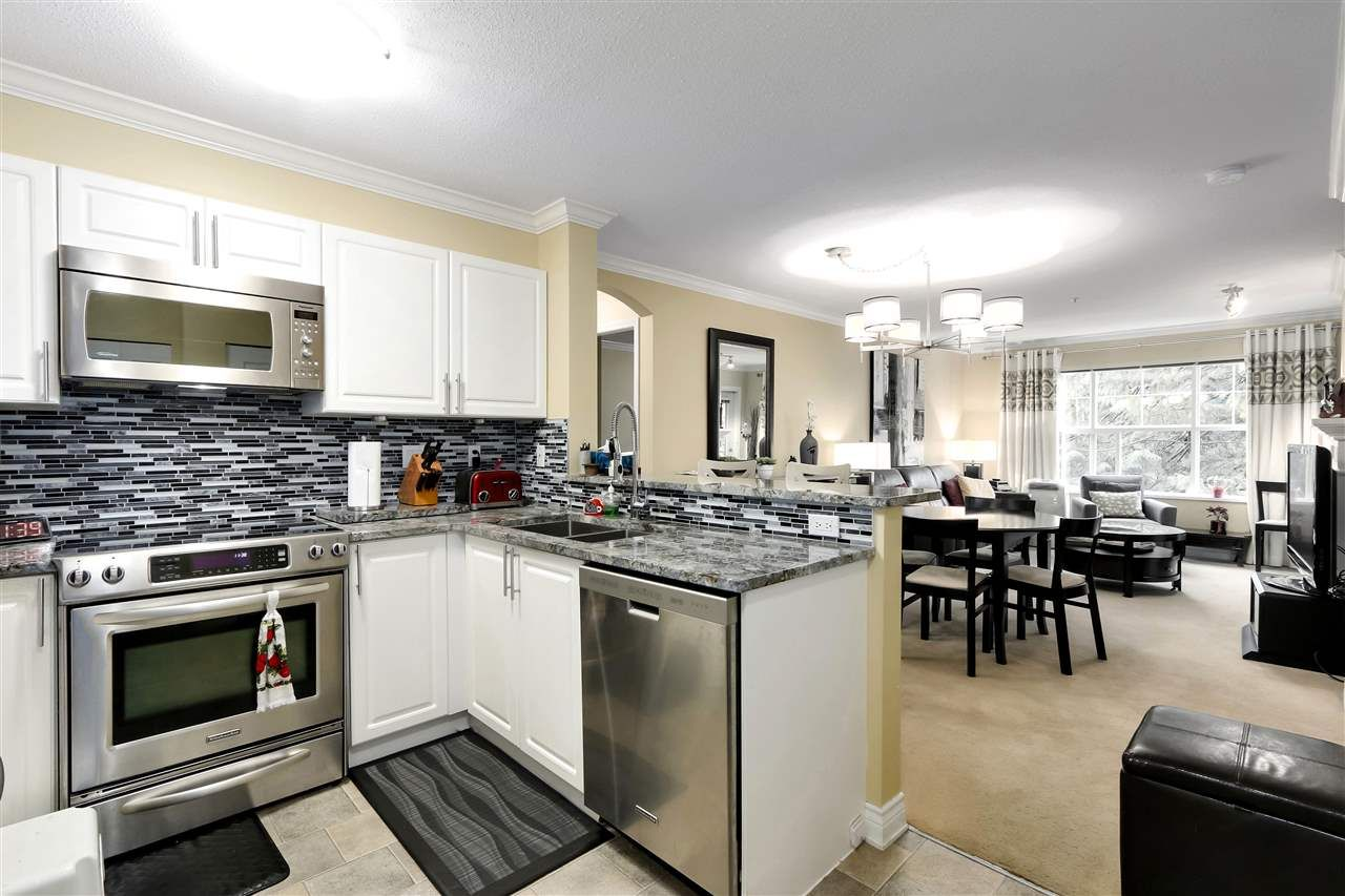 """Main Photo: 311 960 LYNN VALLEY Road in North Vancouver: Lynn Valley Condo for sale in """"BALMORAL HOUSE"""" : MLS®# R2432064"""