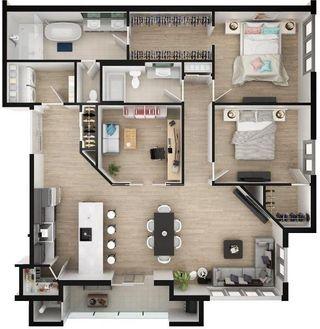 Photo 2: 403 227 Stafford Avenue in Winnipeg: Crescentwood Condominium for sale (1B)  : MLS®# 202123575