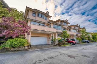 """Photo 1: 7 1238 EASTERN Drive in Port Coquitlam: Citadel PQ Townhouse for sale in """"Parkview Ridge"""" : MLS®# R2584210"""