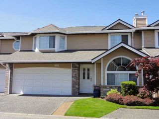 Photo 1: # 120 6109 W BOUNDARY DR in Surrey: Panorama Ridge Townhouse for sale : MLS®# F1411913