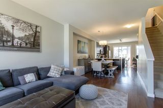 """Photo 3: 5 1240 HOLTBY Street in Coquitlam: Burke Mountain Townhouse for sale in """"Tatton"""" : MLS®# R2353272"""