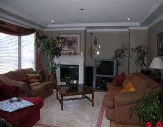 """Photo 4: 3579 150A ST in Surrey: Morgan Creek House for sale in """"WEST ROSEMARY"""" (South Surrey White Rock)  : MLS®# F2608737"""
