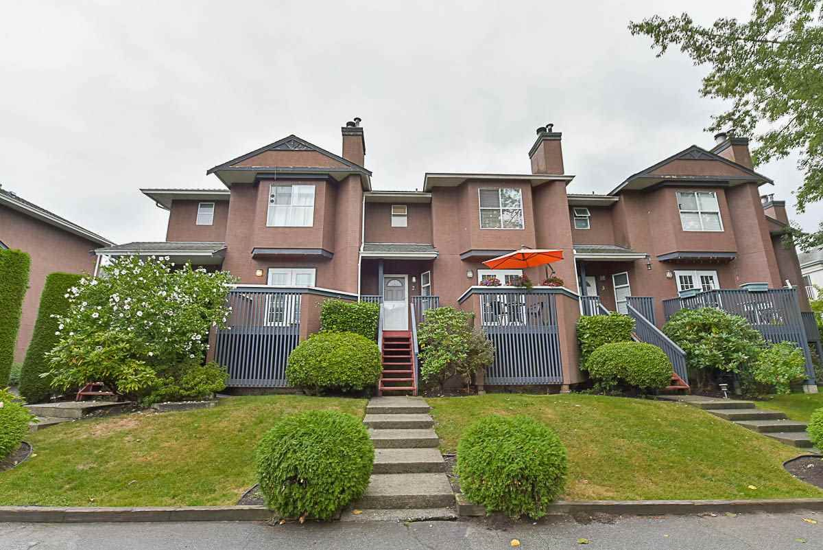 """Main Photo: 2 1336 PITT RIVER Road in Port Coquitlam: Citadel PQ Townhouse for sale in """"REMAX PPTY MGMT"""" : MLS®# R2105788"""