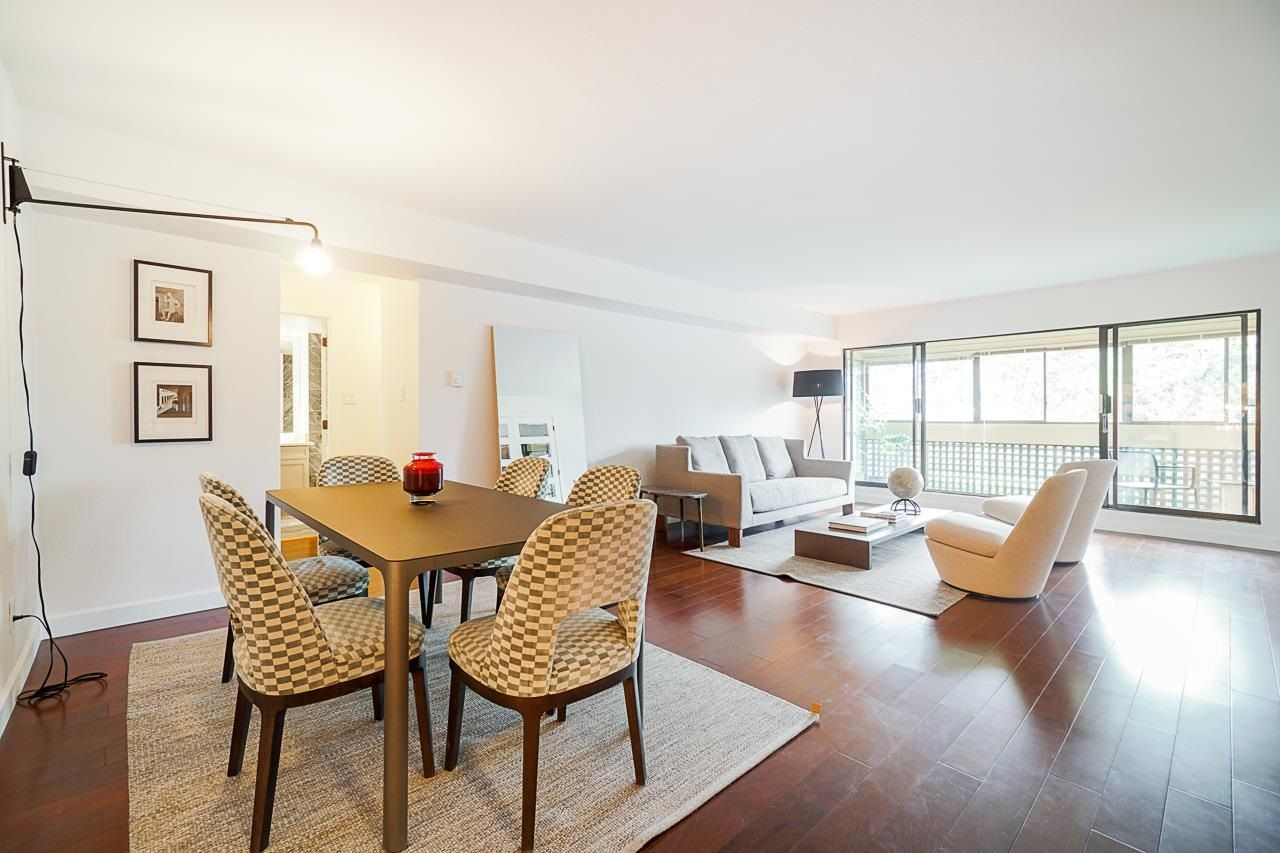 """Main Photo: 207 444 W 49TH Avenue in Vancouver: South Cambie Condo for sale in """"WINTERGREEN PLACE"""" (Vancouver West)  : MLS®# R2604345"""