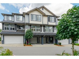 """Photo 1: 56 20831 70 Avenue in Langley: Willoughby Heights Townhouse for sale in """"RADIUS AT MILNER HEIGHTS"""" : MLS®# R2396437"""