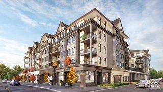 "Photo 1: 209 2485 MONTROSE Avenue in Abbotsford: Central Abbotsford Condo for sale in ""Upper Montrose"" : MLS®# R2341413"