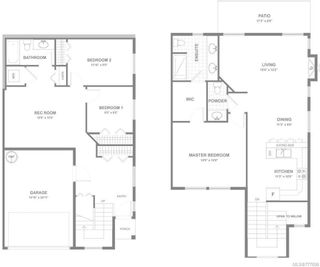 Photo 3: 13 Massey Pl in View Royal: VR Six Mile Row/Townhouse for sale : MLS®# 777606