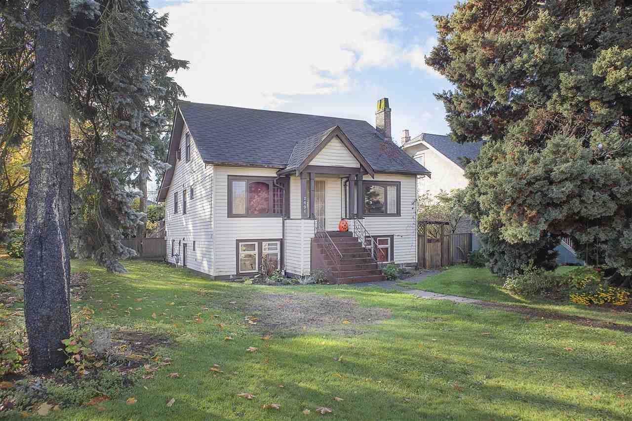 Main Photo: 2496 TRINITY STREET in : Hastings Sunrise House for sale : MLS®# R2332097