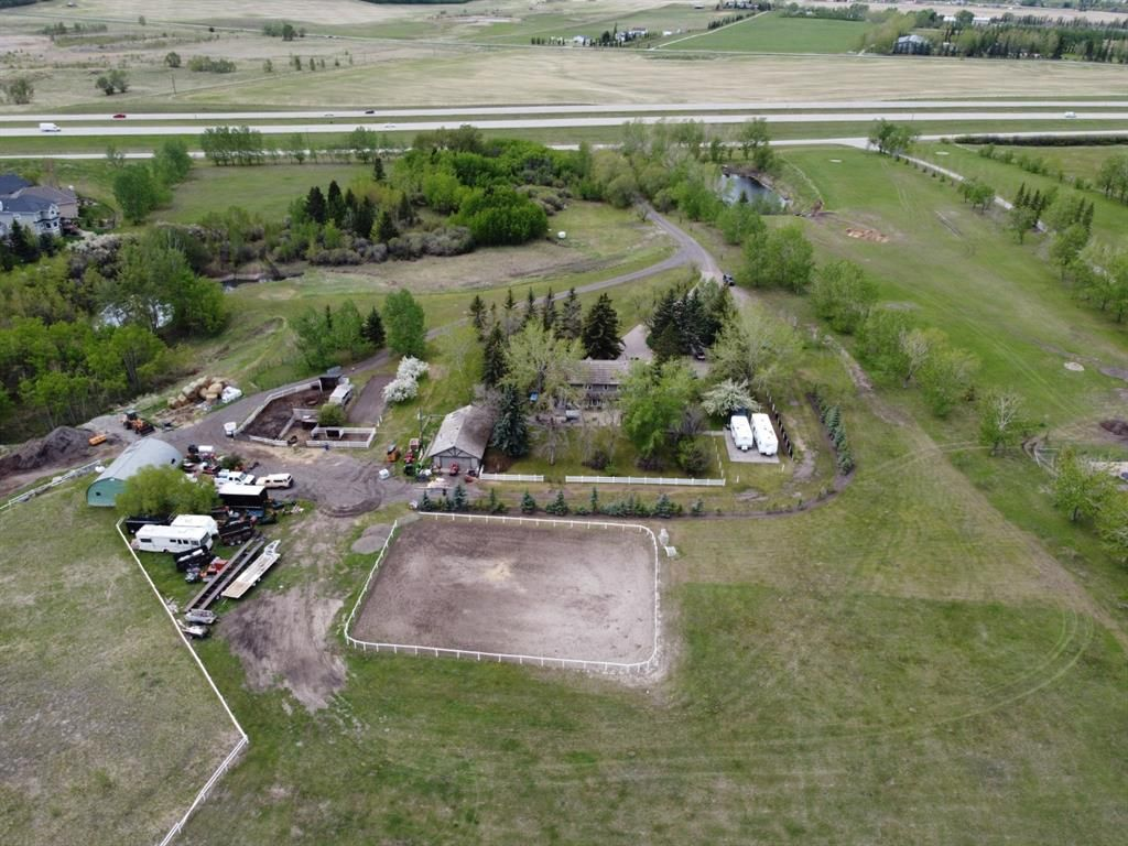 Main Photo: 116 Pine Creek Road: Rural Foothills County Detached for sale : MLS®# A1091741