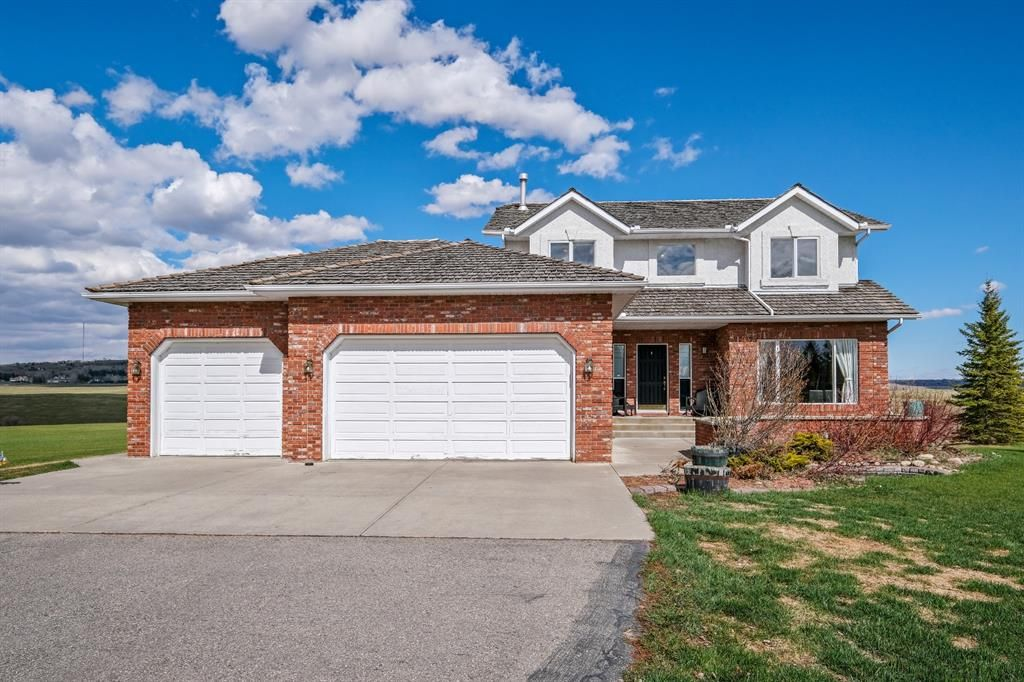 Main Photo: 36 Springshire Place in Rural Rocky View County: Rural Rocky View MD Detached for sale : MLS®# A1125747