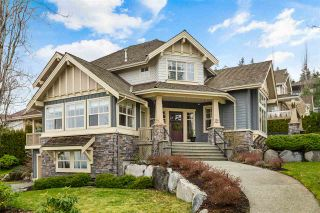 """Photo 2: 67 BIRCHWOOD Crescent in Port Moody: Heritage Woods PM House for sale in """"The """"Estates"""" by ParkLane Homes"""" : MLS®# R2541321"""