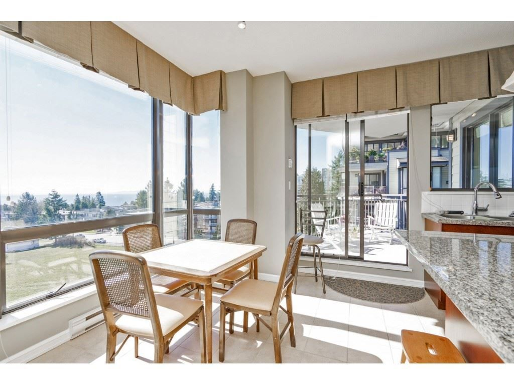"""Main Photo: 502 1551 FOSTER Street: White Rock Condo for sale in """"SUSSEX HOUSE"""" (South Surrey White Rock)  : MLS®# R2248472"""