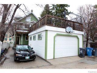 Photo 19: 166 Despins Street in Winnipeg: St Boniface Residential for sale (South East Winnipeg)  : MLS®# 1609150