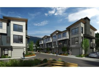 "Photo 1: 27 SUMMITS View in Squamish: Downtown SQ Townhouse for sale in ""THE FALLS - EAGLEWIND"" : MLS®# R2004876"