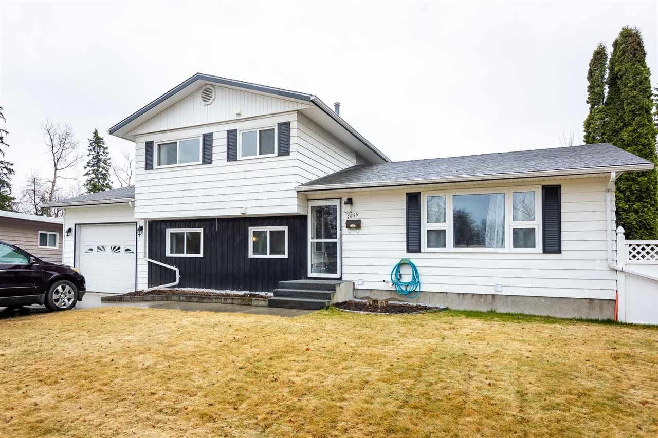"""Main Photo: 2655 ABBOTT Crescent in Prince George: Assman House for sale in """"Assman"""" (PG City Central (Zone 72))  : MLS®# R2573019"""