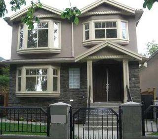 Main Photo: 557 E 57th Av. in Vancouver: House for sale