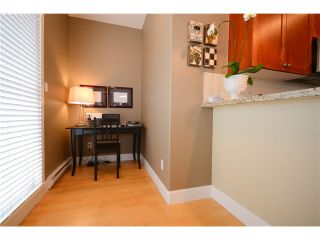 """Photo 8: 417 4280 MONCTON Street in Richmond: Steveston South Condo for sale in """"THE VILLAGE- IMPERIAL LANDING"""" : MLS®# V1116569"""