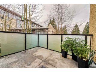 """Photo 12: 9 1863 WESBROOK Mall in Vancouver: University VW Townhouse for sale in """"ESSE"""" (Vancouver West)  : MLS®# V1107594"""