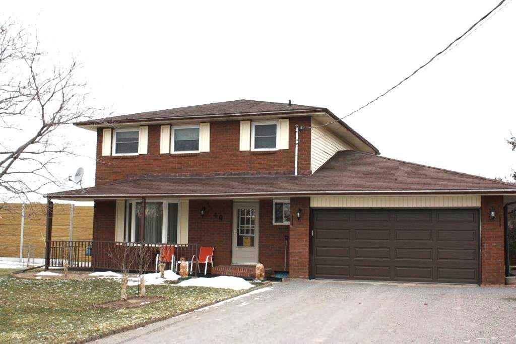 Main Photo: 40 White Street in Cobourg: House for sale : MLS®# 510960062