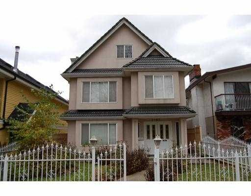 Main Photo: 2153 E 2ND Avenue in Vancouver: Grandview VE House for sale (Vancouver East)  : MLS®# V797886