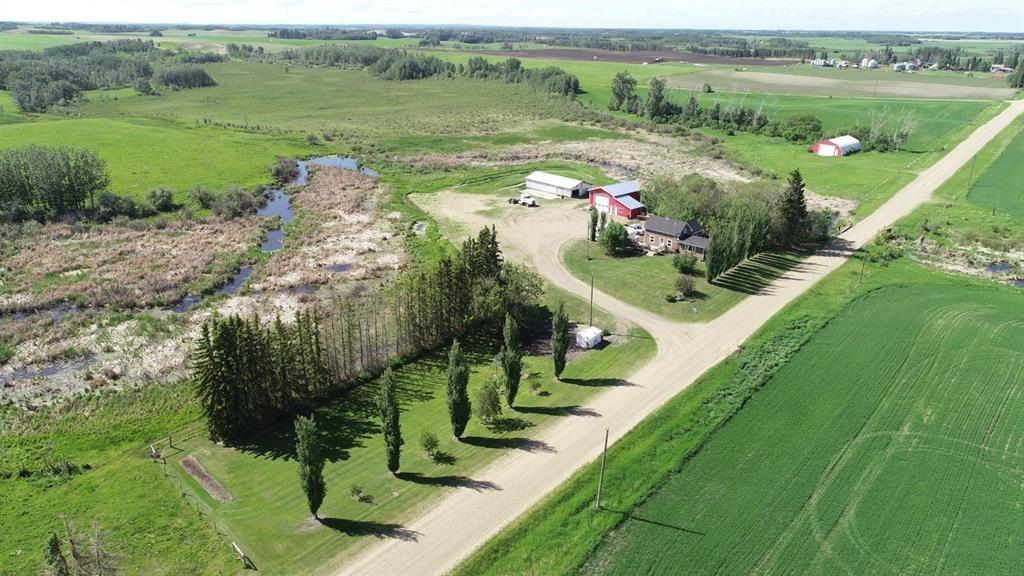 Main Photo: 433062 Range Road 235: Rural Ponoka County Detached for sale : MLS®# A1096838