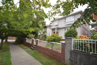 Photo 1: 4516 GLADSTONE Street in Vancouver: Victoria VE House for sale (Vancouver East)  : MLS®# R2615000
