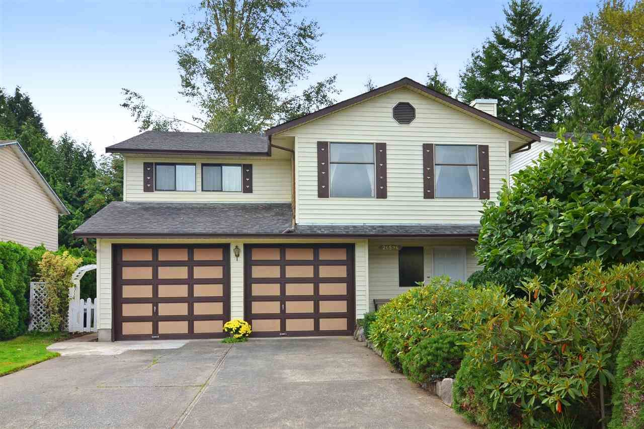 Main Photo: 26596 29B Avenue in Langley: Aldergrove Langley House for sale : MLS®# F1451494