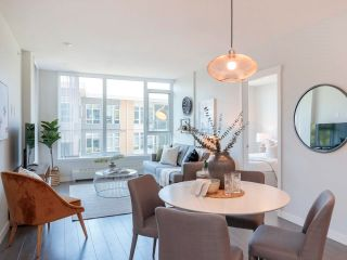 """Photo 6: 506 3281 E KENT AVENUE NORTH in Vancouver: South Marine Condo for sale in """"RHYTHM"""" (Vancouver East)  : MLS®# R2601108"""
