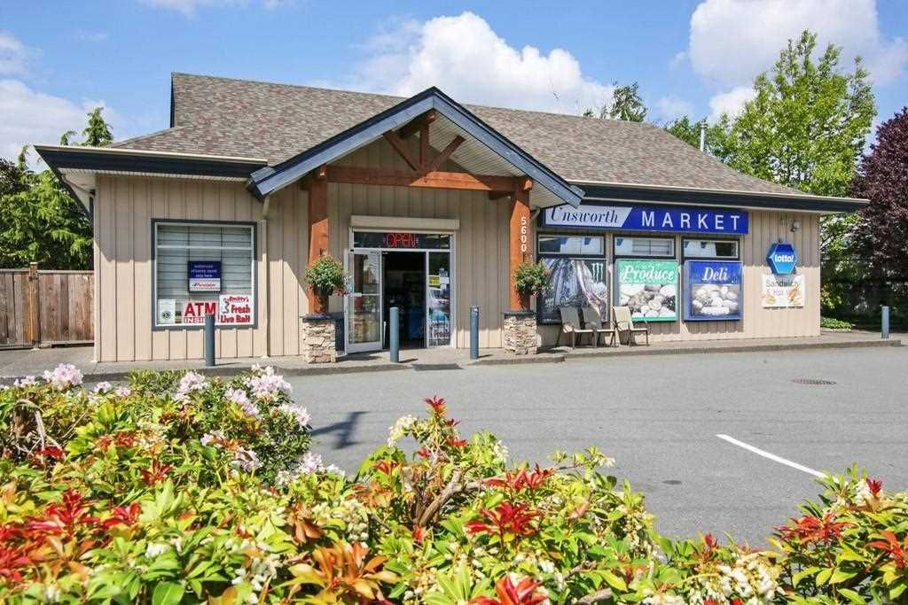 Main Photo: 5600 UNSWORTH Road in Chilliwack: Vedder S Watson-Promontory Business with Property for sale (Sardis)  : MLS®# C8038069