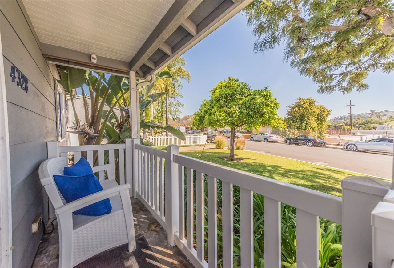 Main Photo: LA MESA House for sale : 2 bedrooms : 4328 Pomona Avenue