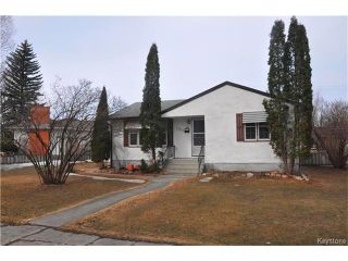 Photo 1: 1183 Warsaw Avenue in Winnipeg: Crescentwood Residential for sale (1Bw)  : MLS®# 1706780