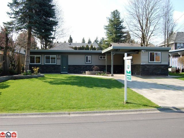 Main Photo: 11832 95A Avenue in Delta: Annieville House for sale (N. Delta)  : MLS®# F1110488